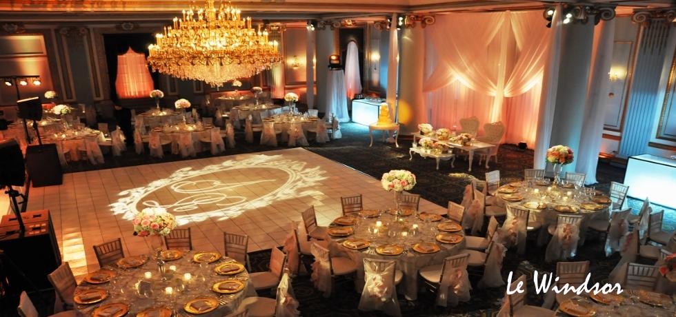 La salle Champagne Le Windsor